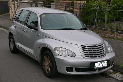 2007 Chrysler PT Cruiser (PG MY07) Classic hatchback