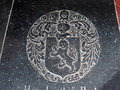Pulham Market Norfolk (jmc4 - Church Explorer) Tags: church heraldry market norfolk lion shield slab palgrave pulham pulhammarket ledgter