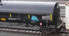 visah (timetomakethepasta) Tags: graffiti tanker mul visah
