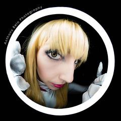 "Oz ComicCon Sydney 2015 - ""Climb Into My Camera"" (ozmask) Tags: cosplay sydney fisheye comiccon ringflash sigma8mm canon5dmkiii ozcomiccon anthonybelo climbintomycamera"