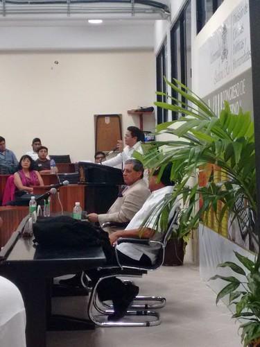 En conferencia de Políticas Públicas en Chetumal