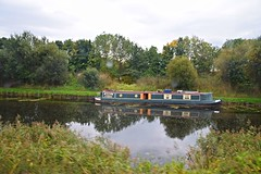 DSC_4142 The Stainforth and Keadby Canal is a navigable canal in South Yorkshire and Lincolnshire (photographer695) Tags: from train canal is ride south yorkshire lincolnshire barge scunthorpe doncaster the navigable stainforth keadby