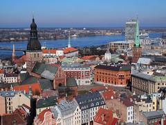 Riga, Latvia. Photo by diasUndKompott (flickr)
