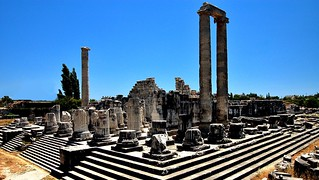 DIDYMA - The Temple Of Apollo