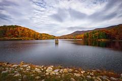 That Dam Lake (Michael Kline) Tags: park autumn lake mountains fall virginia october state dam 2015 douthat