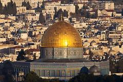 golden (eb78) Tags: israel middleeast jerusalem oldcity domeoftherock explore shrine templemount architecture goldenhour travel