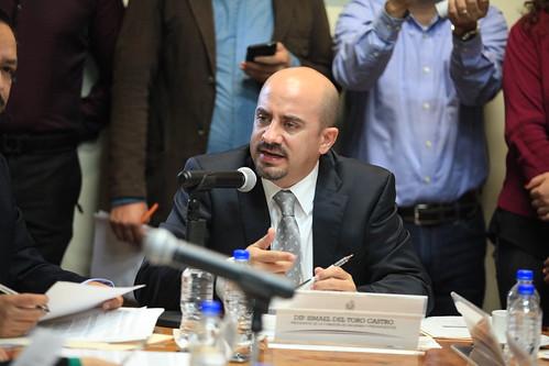 Primera sesión de la Comisión de Hacienda y Presupuestos