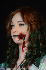 DSC_1323 (lee.simpson) Tags: portrait colour halloween studio nikon makeup mermaid nikonphotography d7100 derbycollege mediamakeup nikond7100