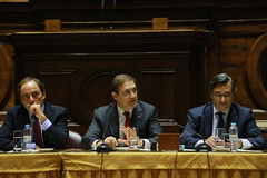 Reunião Conjunta dos Grupos Parlamentares do PSD e do CDS/PP