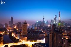 Magic morning of SH (sanrica) Tags: shanghai
