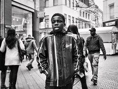 Boy (RobK Street Photography) Tags: boy thenetherlands streetphotography denhaag thehague straatfotografie weversplaats