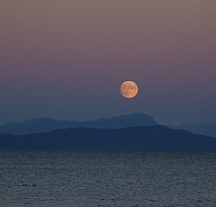 A bit of a full moon out tonight (Inspiredbyournature) Tags: