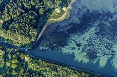 Kazanlak valley (Photo Cafe media) Tags: lake nature water landscape valley   kazanlak  bulgariq