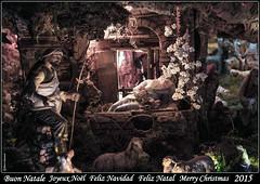 AUGURI - BEST WISHES   2015 (Marco Ottaviani on/off) Tags: christmas italy torino italia piemonte natale turin piedmont nativity auguri meccanico presepe sacredfamily bestwishes cumiana machanical sacrafamiglia