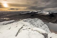 The Mountains of Coigach (bradders29) Tags: winter mountain snow scotland highland d750 corbett assynt culbeag benmorecoigach thefiddler sgurranfhidhleir