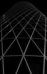 Frankfurt am Main - West Harbour (Picturepest) Tags: frankfurt frankfurtmain frankfurtammain frankfurtam frankfurtamain francfort hesse hassia hessen deutschland deutsch german germany allemagne germania alemania europe europa schwarzweis schwarzweiss sw blackwhite bw blackandwhite monochrome einfarbig twartwit noir architektur architecture skyscraper wolkenkratzer hochhaus building gebäude haus house façade fassade window windows fenster fensterscheibe scheibe darksky