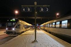 SBB - Station Erstfeld