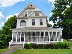 Family Home, Burlington, Vermont, USA (duaneschermerhorn) Tags: architecture architect building structure burlington vermont usa america