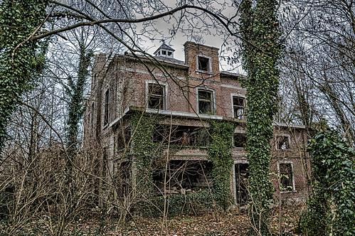 Chapon-Seraing, Villa Verlaine