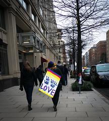 2017.01.21 Women's March Washington, DC USA 2 00169