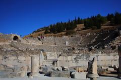 IMG_442a8 (goaniwhere) Tags: ephesus ephesusturkey turkey ancientcity historicsite history rubble ruins grandtheatre libraryofcelsus mycenean
