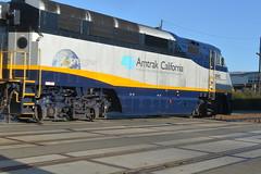 Amtrak CA 2002 B  3-16-16 1 (THE Holy Hand Grenade!) Tags: amtrakca emd f59phi berkeleyca nikond610 nikkor50mmƒ14afd geotagged