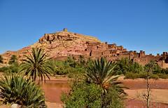 South Moroccan architecture (T Ξ Ξ J Ξ) Tags: morocco aitbenhaddou d750 nikkor teeje nikon2470mmf28