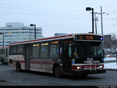 Toronto Transit Commission #8032 (vb5215's Transportation Gallery) Tags: ttc toronto transit commission 2007 orion vii