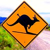 AUSTRALIA ROADSIGN (patrick555666751) Tags: australiaroadsign australie australia roadsign sign panneau indicateur de route oceanie flickr heart group northern territory territoire du nord jaune amarillo giallo yellow gelb