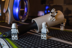11/365 Sticky Situation ([inFocus]) Tags: canon 5dmkiv 5d 2470mmf28lii 2470mm starwars stormtrooper action actionfigure lego legoman minifigures miniature minifigure minifig iron toys toy creative 365 3652017 project365 andrewwellsphotography