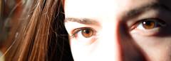 Read my mind (__MaRiNa__) Tags: beautifuleyes flickrfriday eye œil auge occhio ojo ull portrait porträt ritratto retrato depthoffield dof pupil pupille pupilla pupila pupil·la depth field