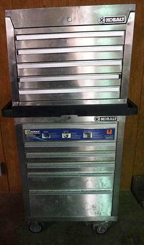 Kobalt Rolling Tool Chest ($308.00)