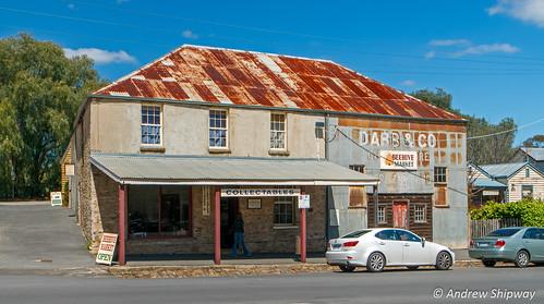 Brook's Store (1866), Maldon, Victoria.