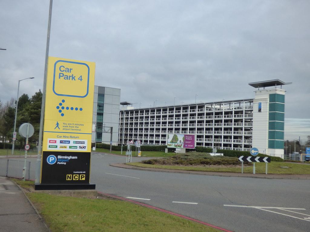 Ncp Car Park Birmingham Airport