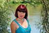 DCS_1962_00043 (dmitriy1968) Tags: portrait портрет nature природа beautiful girl wife люди people evening erotic sexsual секси эротика summer лето река river дон купальник swimsuit загар tan платье dress