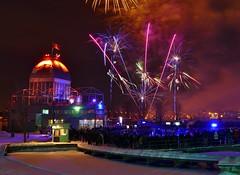 Panasonic FZ1000, Fireworks, Vieux-Port, Montréal, 7 January 2017 (25) (proacguy1) Tags: panasonicfz1000 fireworks vieuxport montréal 7january2017