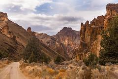 Leslie Gulch (maytag97) Tags: maytag97 lesliegulch oregon desert arid sky cloud nikon d750