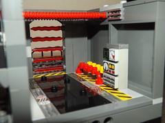 DSCF2237 (Nilbog Bricks) Tags: star wars lego moc minifigures stormtrooper base barracks