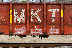 (o texano) Tags: houston texas graffiti trains freights bench benching mkt thekaty 27 moniker deuce7