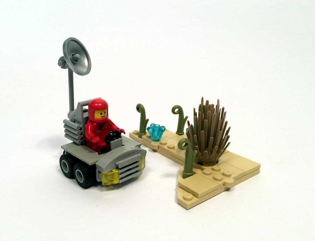 lego moon buggy instructions