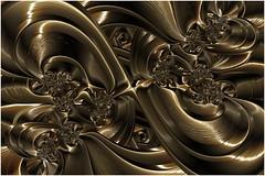City of Brass (Ross Hilbert) Tags: fractalsciencekit fractalgenerator fractalsoftware fractalapplication fractalart algorithmicart generativeart computerart mathart digitalart abstractart fractal chaos art mandelbrotset juliaset mandelbrot julia orbittrap metal sculpture brass