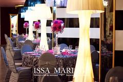 decor masa nunta gri cu accesorii roz (IssaEvents) Tags: nunta decor aranjamente sala valcea sofianu centrul evenimente troianu issa mariage issaevenets events 2018 bujoreni