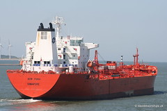 Ship. Bow Puma 8316716 (dickodt65) Tags: ship tanker bow