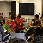African Women Writers Discussion at Women's Resource Center, 2010