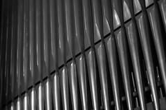 Chiesa San Cristoforo - Milano (Shanti Mari) Tags: chiesa church eglise san cristoforo milano milan barona candle pray preghiera spiritualità prayer spirituality candele light reflexes riflessi bianco e nero monocromatico uomo man poor poverta clochard organo music musica finestra fenetre window vetrata vetro dark oscurità monocromo linee astratto