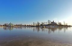Kaivopuisto - Klippan & Valkosaari, Helsinki, March 6th 2017. #kaivopuisto #klippan #valkosaari #visithelsinki #helsinki #visitfinland #gopro #hero5 #goprohero5 #meri #sea #landscape #seascape #jää #ice #jäässä #jäätynyt #frozen #sunrise #auringonnousu #r (Sampsa Kettunen) Tags: kaivopuisto landscape jäässä ice jäätynyt helsinki jää klippan auringonnousu hero5 meri sea gopro heijastus frozen lovesreflections visitfinland visithelsinki seascape reflection sunrise goprohero5 valkosaari