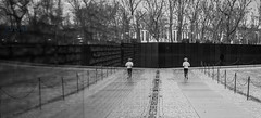 Doubles (davebentleyphotography) Tags: davebentleyphotography nationalmall 2017 canon memorial monument usa vietnamwall vietnammemorial