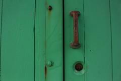 Knock, knock, knocking (esthermedrao) Tags: door lighthouse faro puerta galicia