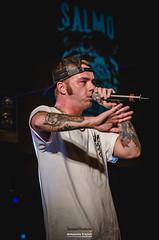 Salmo - live @ Sassari 04.09.2015 (antonello franzil) Tags: sardegna italy music concert sardinia live livemusic concerto musica hiphop rap rapper sassari salmo macheteproductions
