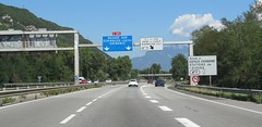 A480-4 (European Roads) Tags: france alps grenoble autoroute a480